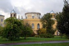 Le palais de Chesme à St Petersburg Photo stock