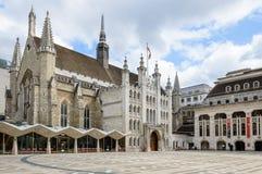Le palais de corporations de Londres Photos stock