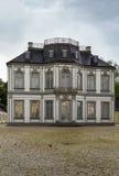 Le palais de Falkenlust, Bruhl, Allemagne Images stock