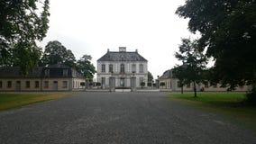 Le palais de Falkenlust en hl de ¼ de Brà Images libres de droits