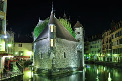 Le Palais de I'lle, Annecy, Frankreich Stockfoto