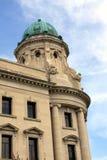 Le palais de justice Photo libre de droits