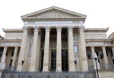 Le Palais de Justice, Nîmes, France Stock Photography