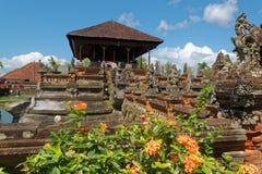 Le palais de Klungkung photos libres de droits