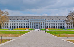 Le palais de l'électeur de Coblence image libre de droits