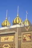 Le palais de maïs, écart-type photo libre de droits