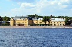 Le palais de Menshikov Images libres de droits