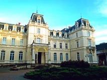 Le palais de Potocki Image stock