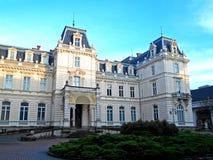Le palais de Potocki Photo stock
