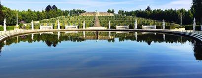Le palais de Sanssouci à Potsdam, Allemagne. Images libres de droits