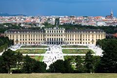 Le palais de Schonbrunn photographie stock