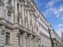 Le palais de Vienne Photographie stock