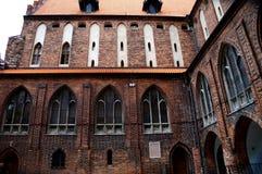 Le palais des évêques images stock