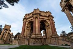 Le palais des beaux-arts - San Francisco, la Californie, Etats-Unis images stock