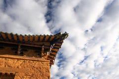Le Palais du Potala Images libres de droits
