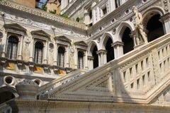 Le palais ducal Photo libre de droits