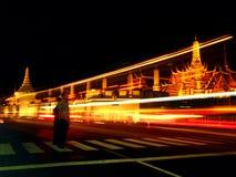 Le palais grand à Bangkok Photographie stock libre de droits