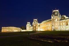 Le palais grand Images libres de droits