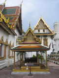 Le palais grand Bangkok Photographie stock