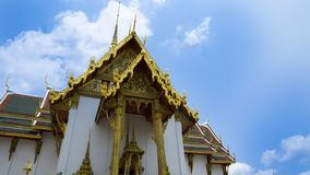 Le palais grand en Tha?lande image libre de droits