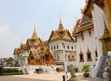 Le palais grand, Thaïlande Photo libre de droits