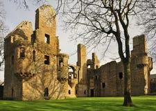 Le palais II, Kirkwall, Orkney de comtes Images libres de droits