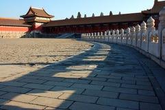 Le palais impérial Images libres de droits