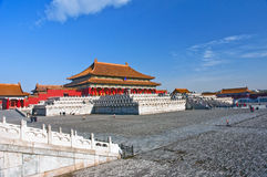 Le palais impérial Photo libre de droits