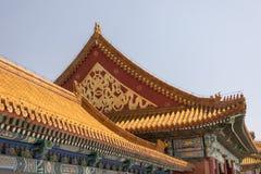 Le palais impérial, Pékin, Chine photos libres de droits