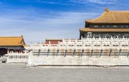 Le palais impérial, Pékin, Chine photo stock