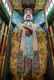 Le palais Jade Emperor de Lingxiao de cents de lac wuxi Taihu Yuantouzhu Taihu a peint Photographie stock