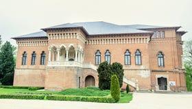 Le palais Mogosoaia près de Bucarest photographie stock