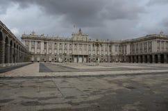Le palais royal Photographie stock