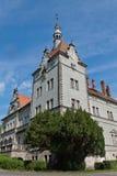Le palais Schonborn de chasse Photos stock