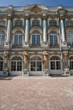 Le palais St Petersburg de Catherine de saint Photographie stock libre de droits