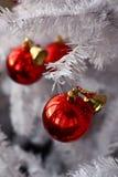 Le palle del nuovo anno Immagine Stock