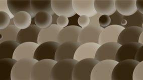 le palline da tennis della Tabella 4k egg il fondo di gocce delle goccioline, stampante il contesto di tessitura archivi video