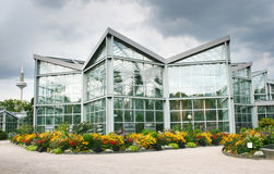 Le Palmengarten Photo stock