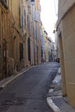 Le Panier em Marselha fotografia de stock