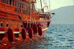 Le panneau du yacht Photographie stock libre de droits