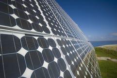 Le panneau solaire Photo stock