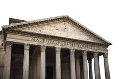 Le Panthéon Photographie stock libre de droits