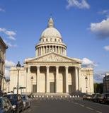 Le Panthéon de Paris Photographie stock