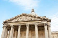 Le Pantheon National Stock Photo