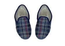 Le pantofole degli uomini Fotografie Stock
