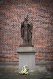 Le Pape Jean-Paul II Photo libre de droits