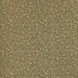 Le papier d'extrémité floral de livre de cru s'est épanoui la texture Image libre de droits
