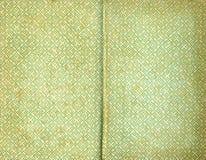 Le papier de cache de vieux livre pagine des textures image stock