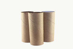 Le papier hygiénique est indigent Image stock