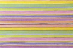 Le papier latéral de couleur couvre le fond de texture Images libres de droits